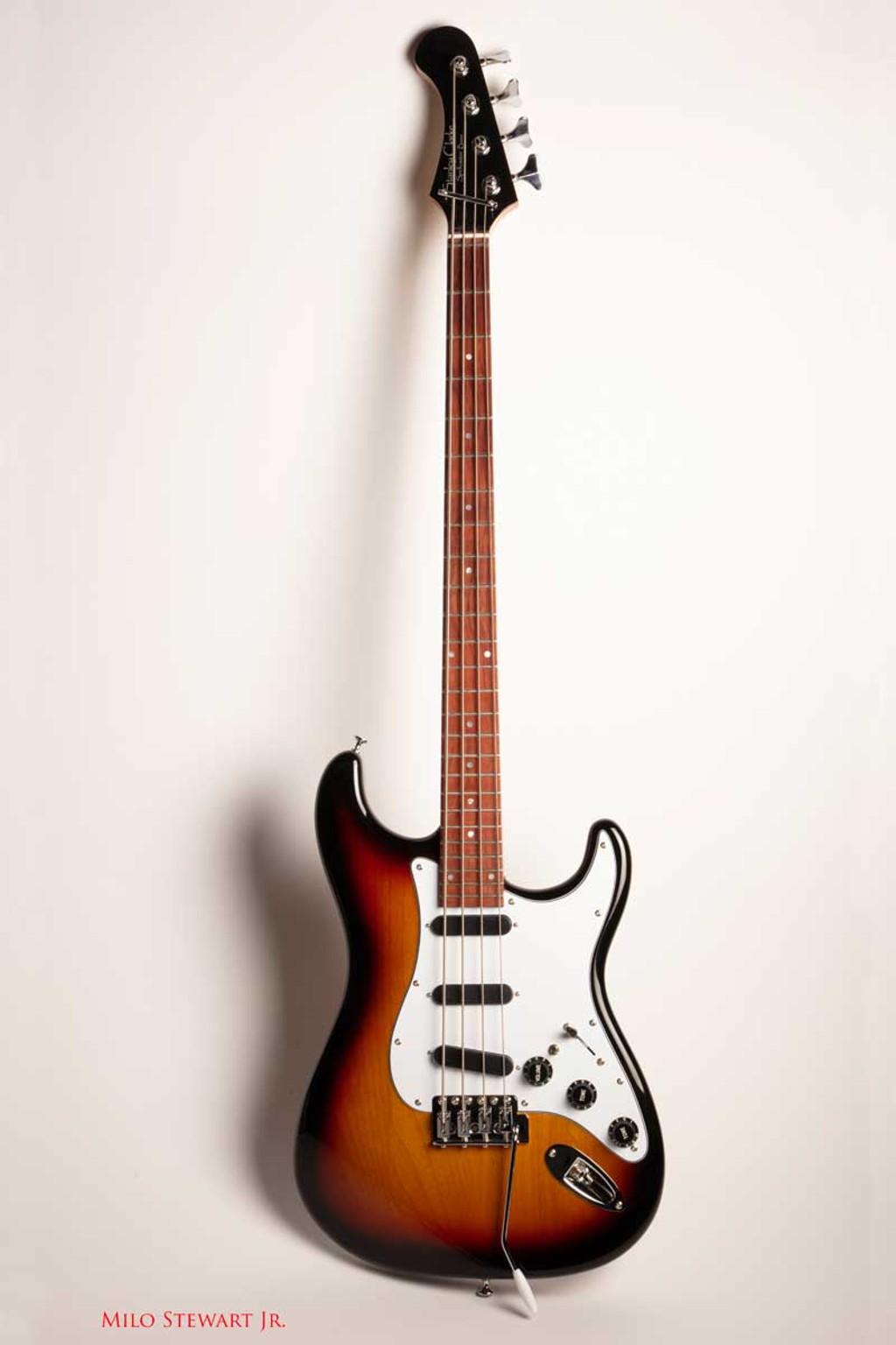Oneonta Guitar Spellcaster Stanley Clarke