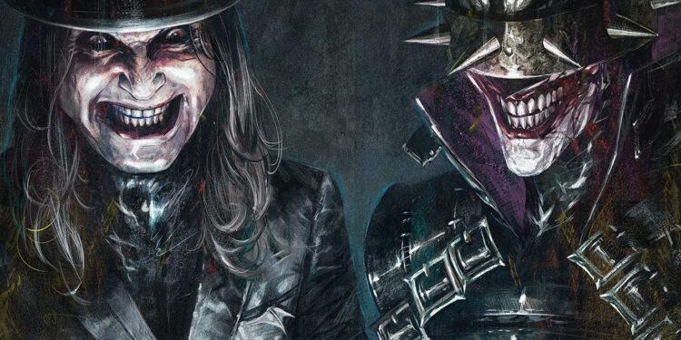 Серия комиксов Dark Nights: Death Metal Band Edition