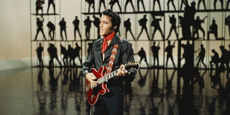 Электрогитара Элвиса Пресли Hagstrom Viking II Elvis Presley