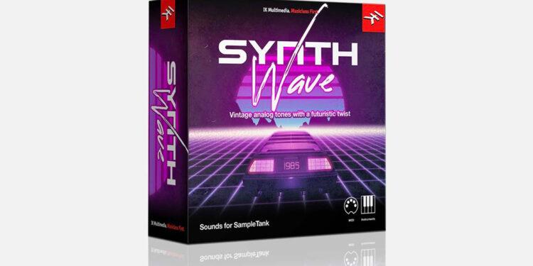 IK Multimedia Hitmaker Synthwave скачать бесплатно