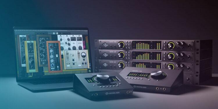Как подключить и установить аудиоинтерфейсы Universal Audio к Apple MacBook на Apple M1