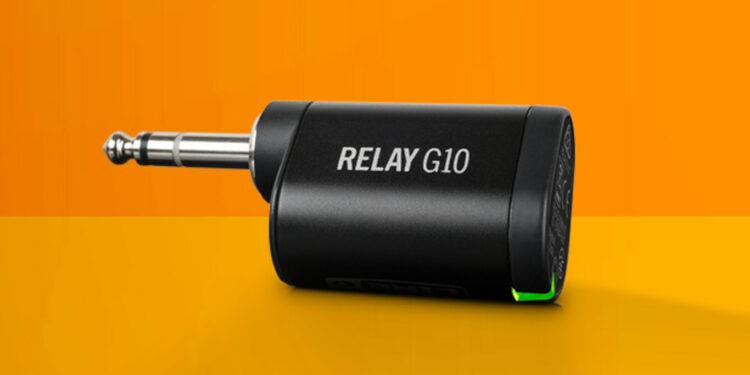 Line 6 предупредила о риске возгорания трансмиттеров G10, Relay G10S и Relay G10T