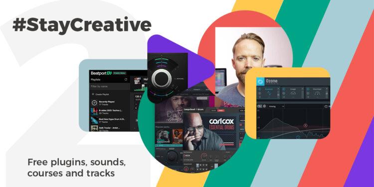 StayCreative предложит плагины от iZotope и DJ Swivel и подписки на популярные сервисы
