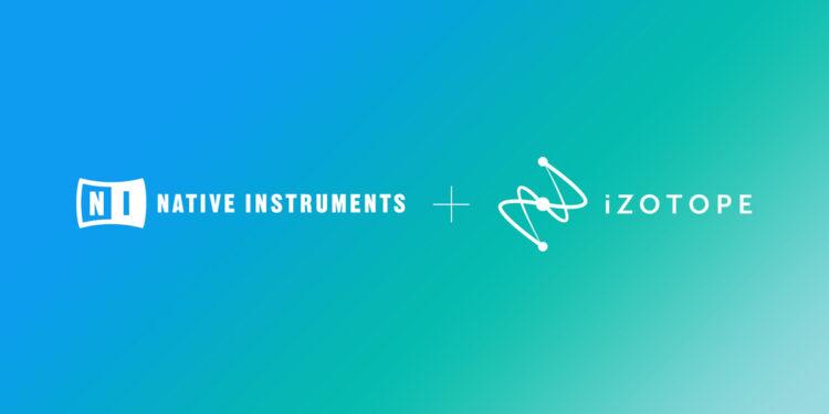 Native Instruments и iZotope объединились
