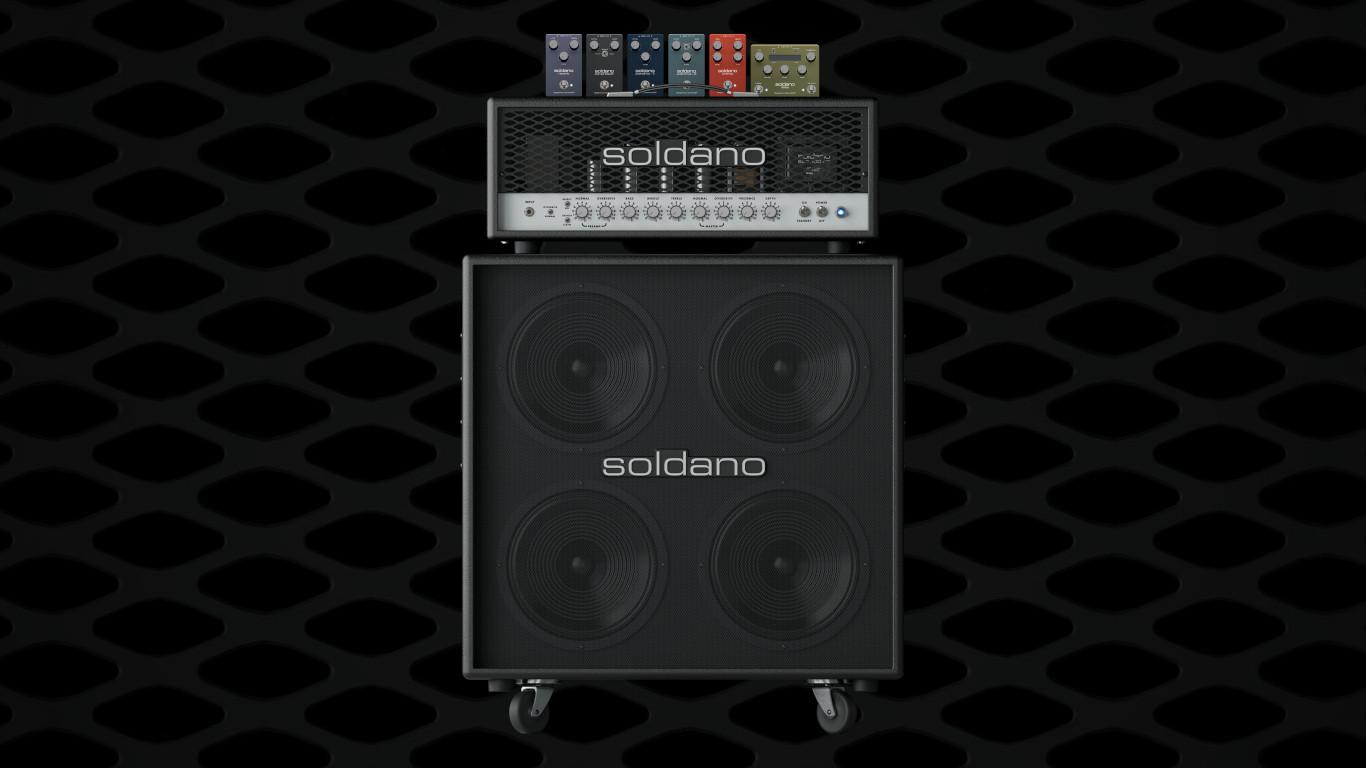 Neural DSP Soldano SLO-100 Suite