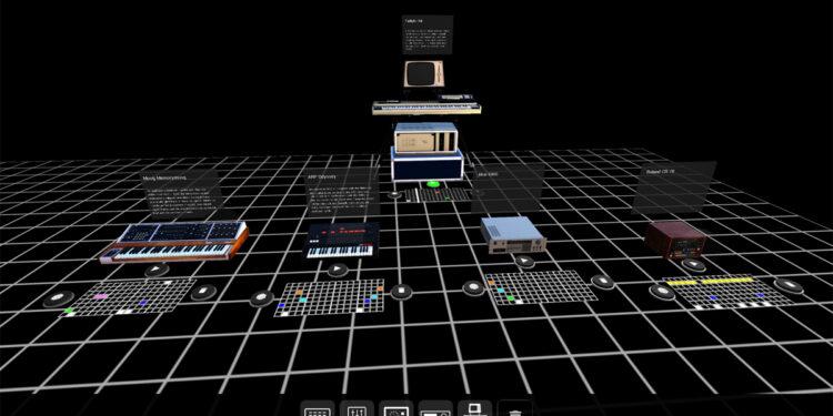 Онлайн-выставка Google Music Makers and Machines