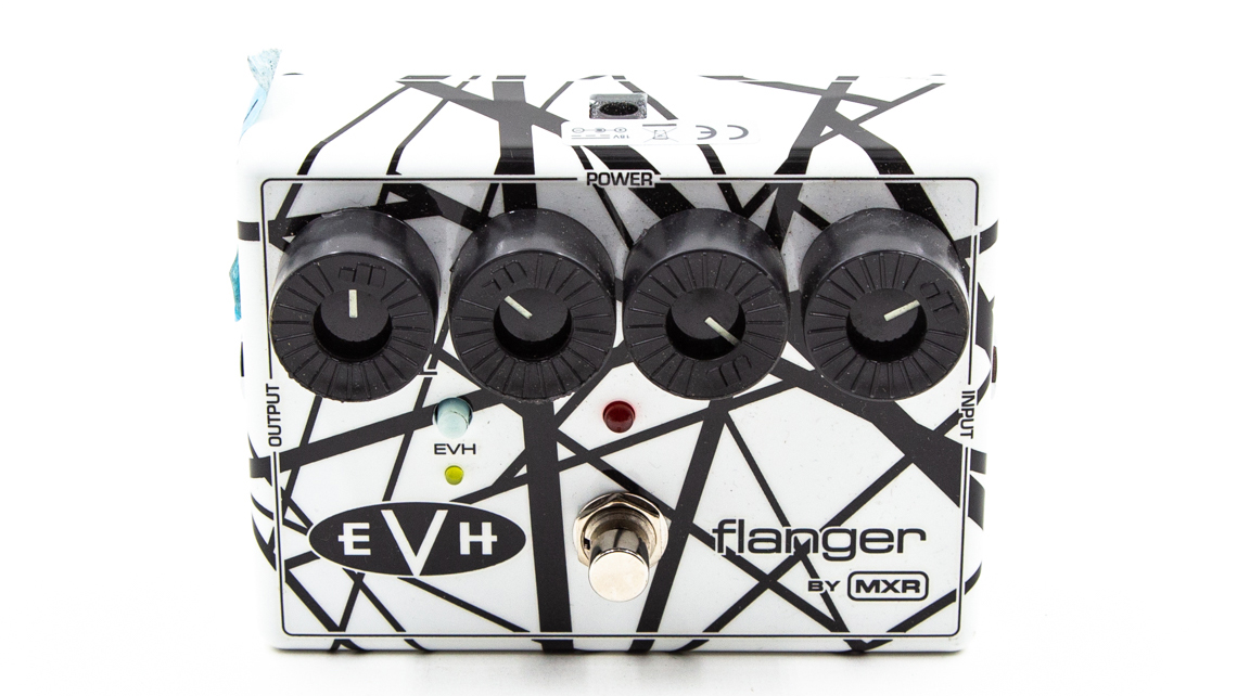 Педаль MXR EVH-117 Flanger Тома Делонга Blink-182