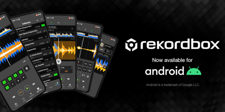 Pioneer rekordbox для Android