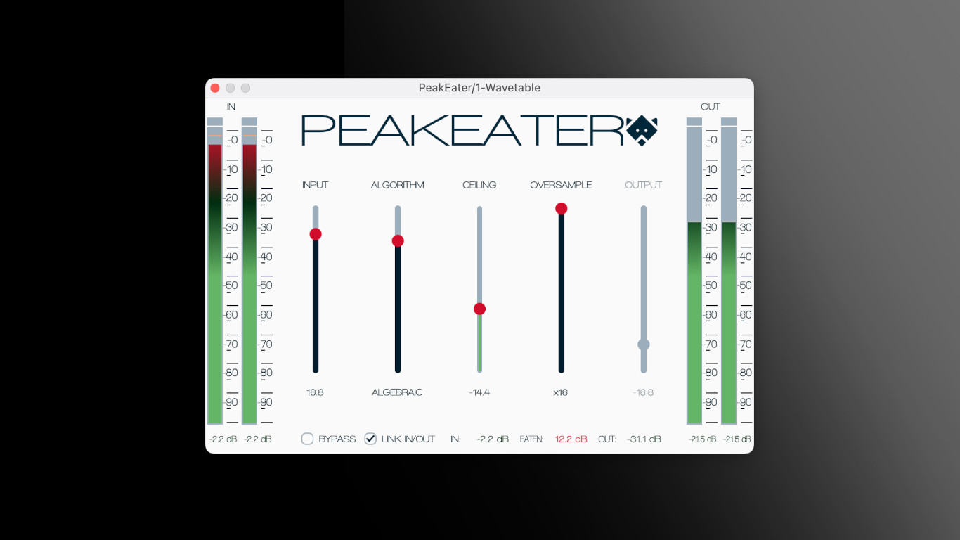 vvvar PeakEater