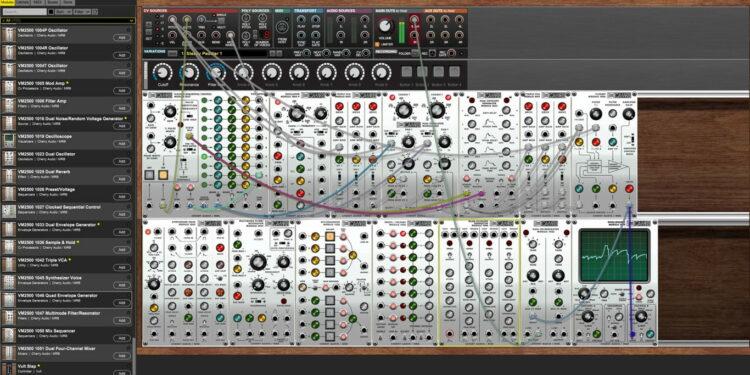 Cherry Audio Voltage Modular VM2500 Collection