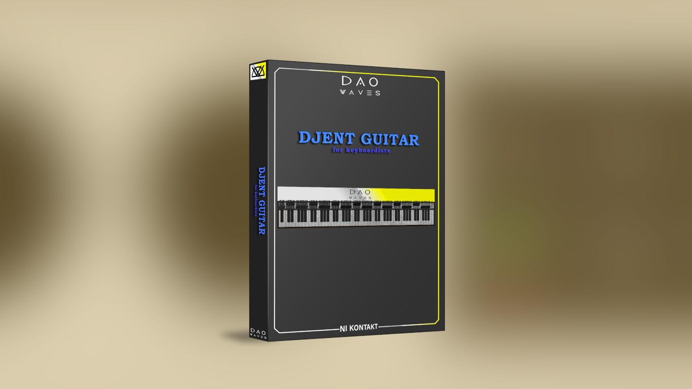 DAO Waves Djent Guitar— виртуальная гитара для джента