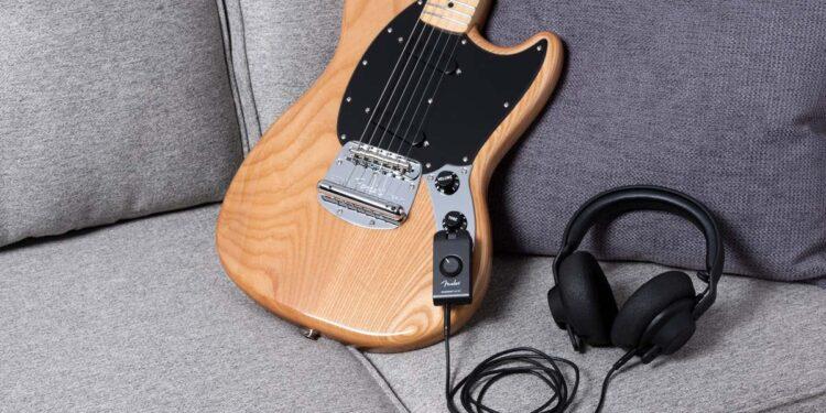 Fender Mustang Micro компактный усилитель