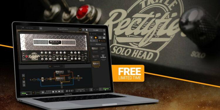 IK Multimedia Mesa Boogie Triple Rectifier скачать бесплатно до 2 мая 2021