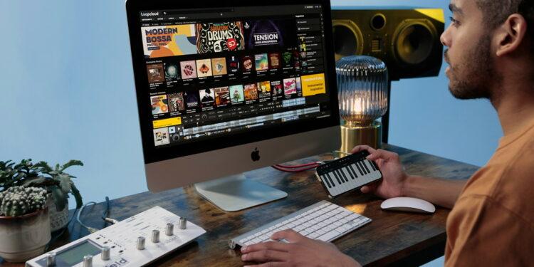 Loopcloud 6 получил алгоритм поиска совпадающих по ритму и гармонии сэмплов
