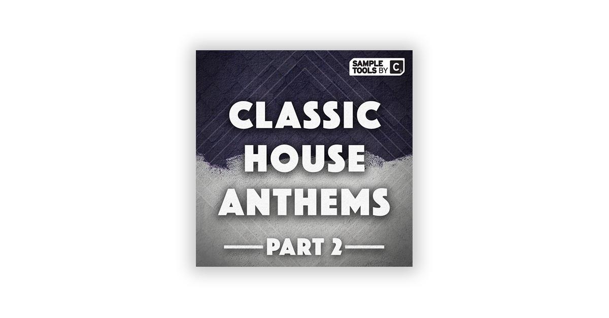 Лучшие сэмплы в стиле хаус Cr2 Classic House Anthems (Part 2)