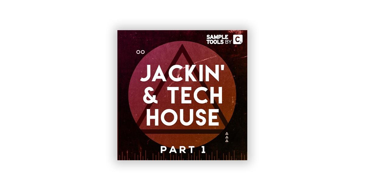 Лучшие сэмплы в стиле хаус Cr2 Jackin & Tech House (Part 1)