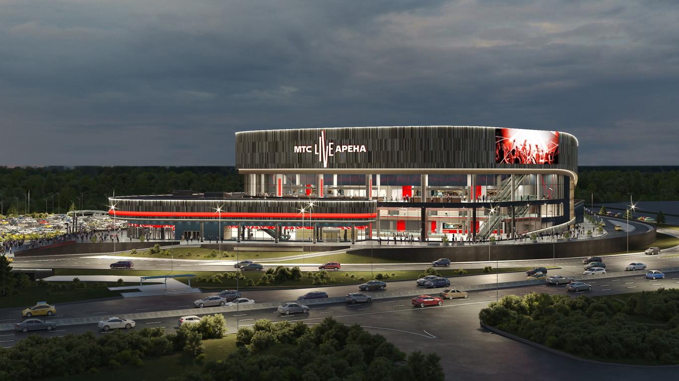 МТС Live Arena