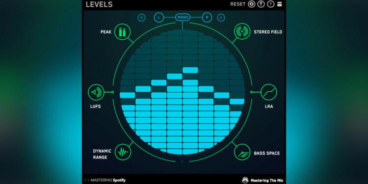 Mastering The Mix LEVELS бесплатно в подарок на Plugin Boutique
