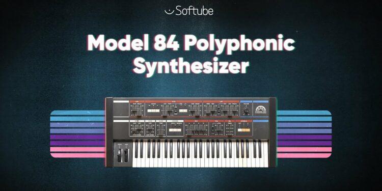 Softube Model 84 VST-синтезатор Roland Juno-106