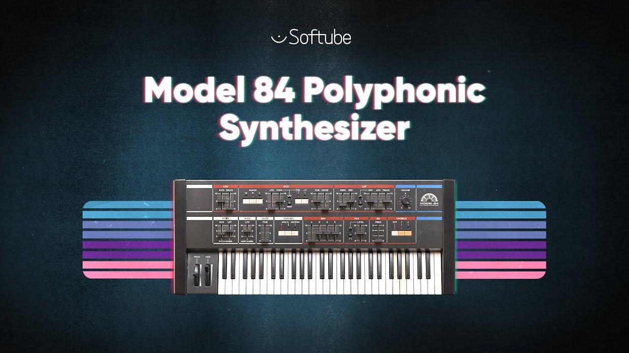 Softube Model84: очередная виртуальная копия Roland Juno-106