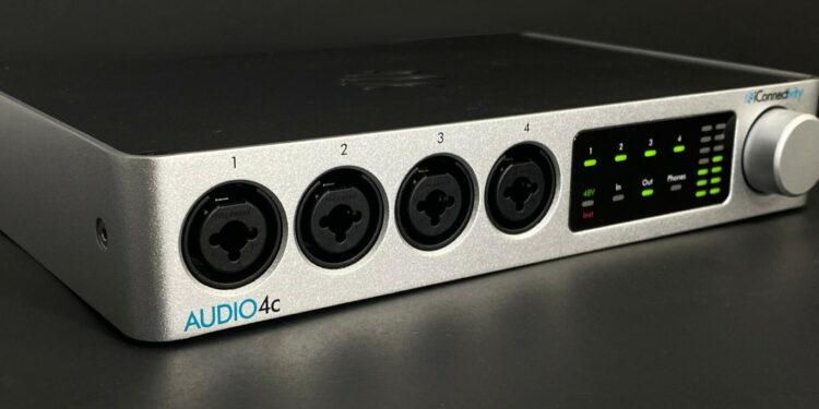 Аудиоинтерфейс iConnectivity Audio4c