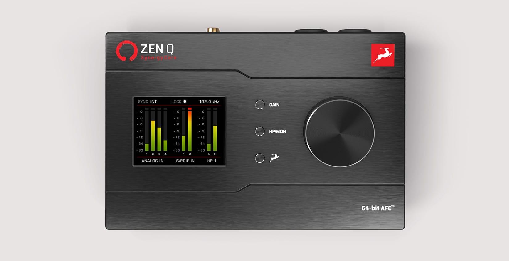 Antelope Audio Zen Q