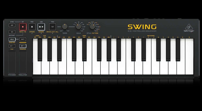Behringer Swing 2021