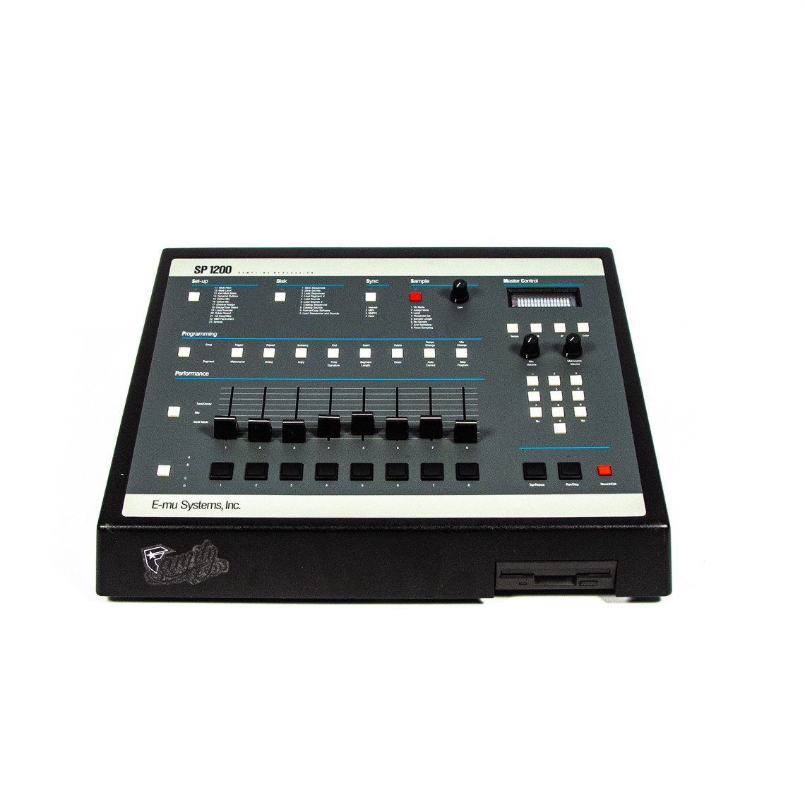 E-Mu Systems SP-1200 Travis Barker