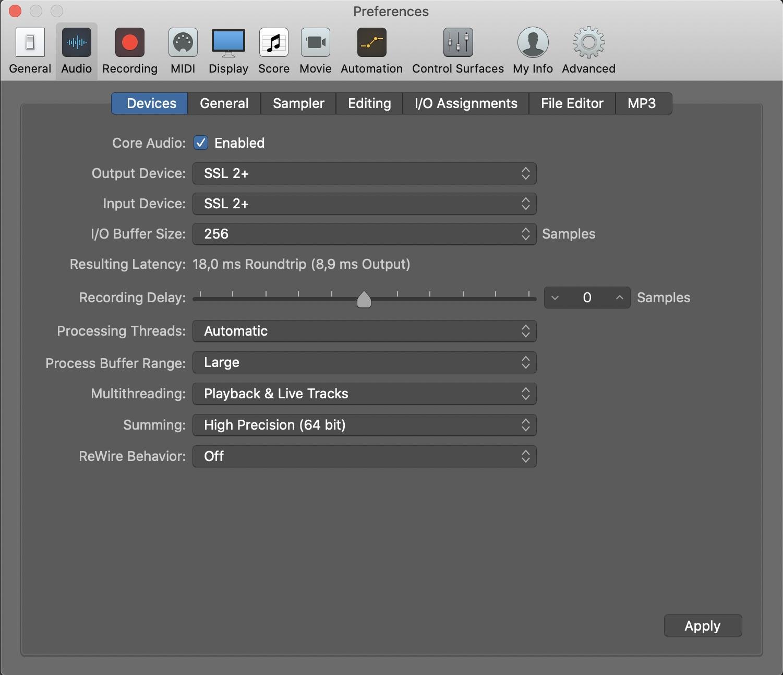 SSL 2+ задержка в macOS