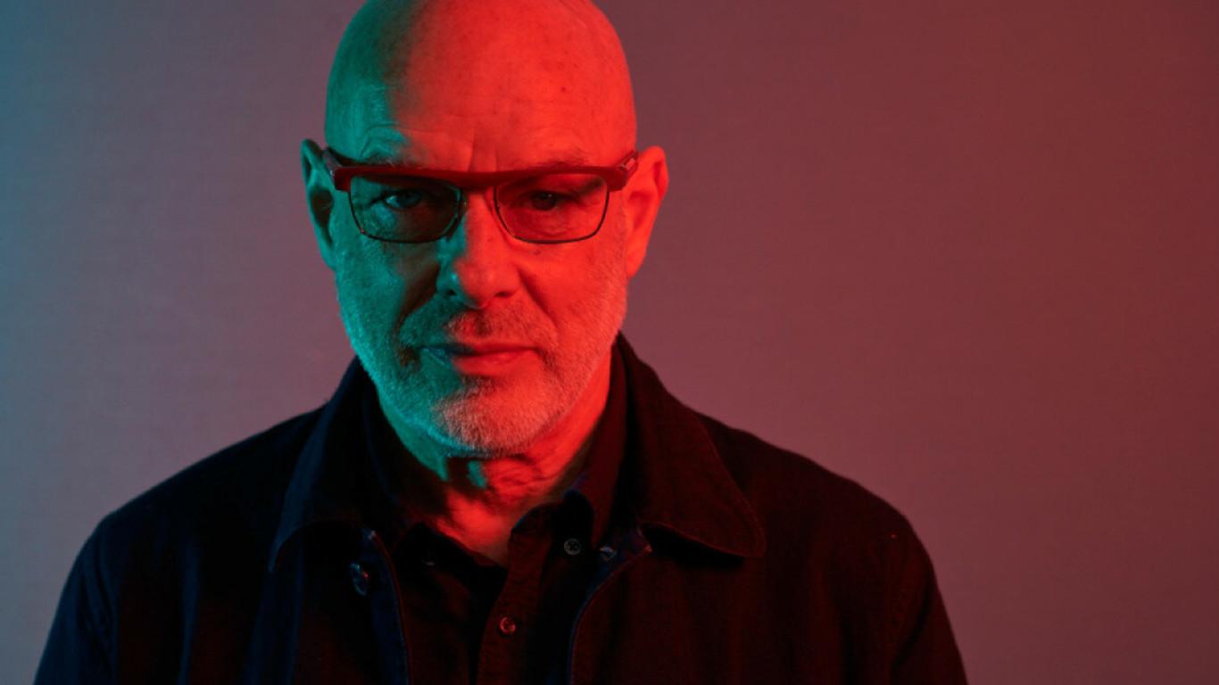 Брайан Ино опубликует 300 ранее неизданных композиций