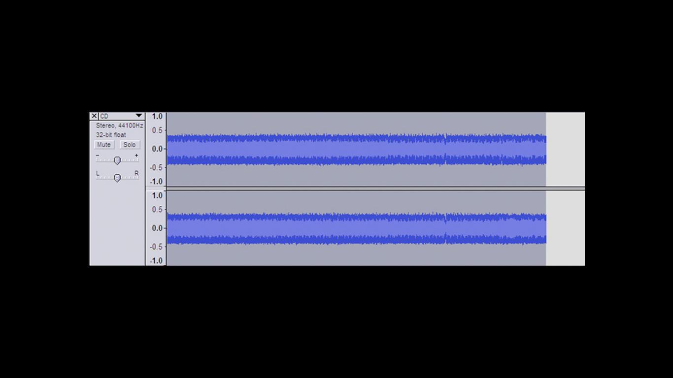 Малый динамический диапазон сигнала