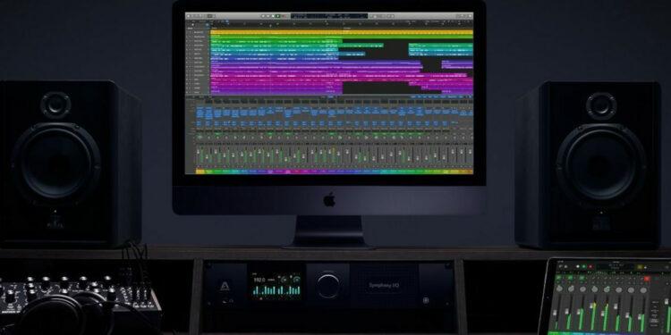 В Logic Pro появятся инструменты для создания пространственного аудио