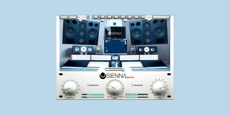 Acustica Audio Sienna Free бесплатный плагин для сведения в наушниках