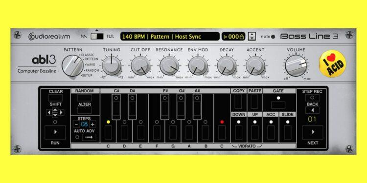 AudioRealism Bass Line 3