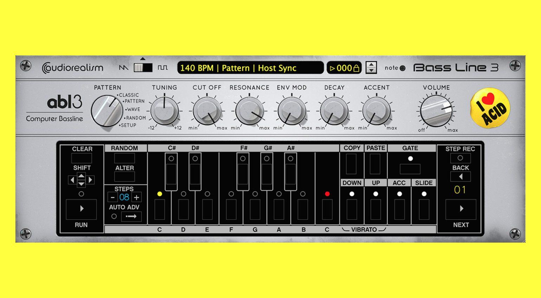 Обновление AudioRealism Bass Line 3 делает синтезатор «самой аутентичной эмуляцией» Roland TB-303