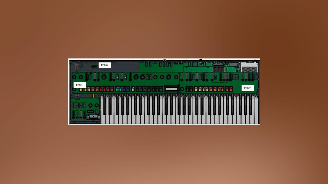 Behringer разрабатывает клон Roland Jupiter-8