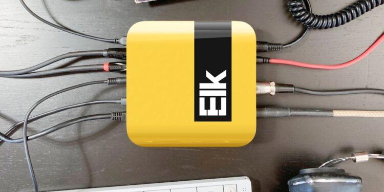Elk LIVE комплекс занятий музыкой через Интернет с минимальной задержкой
