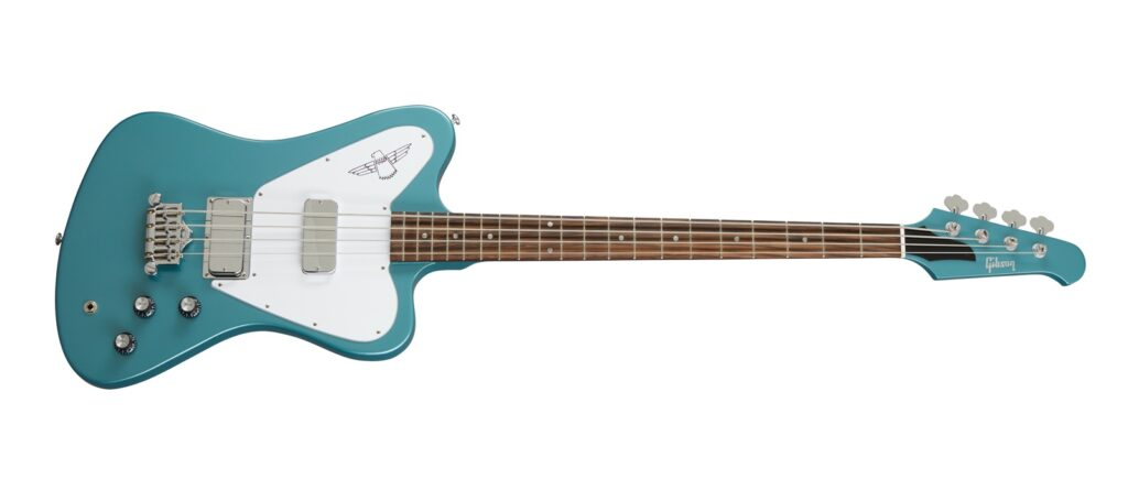 Gibson Non-Reverse Thunderbird Faded Pelham Blue