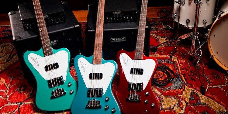 Gibson Non-Reverse Thunderbird возвращается в продажу впервые с 1965 года