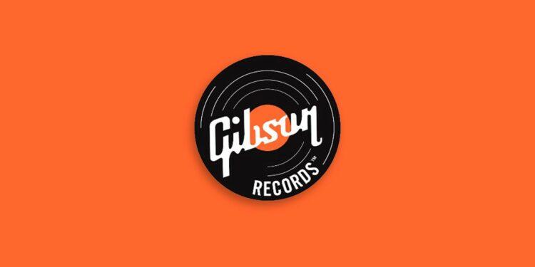 Gibson Records - собственный лейбл Gibson
