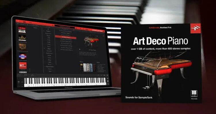 IK Multimedia Art Deco Piano Free
