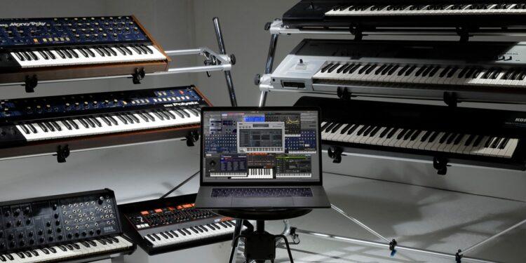 Korg Collection 3 коллекция виртуальных синтезаторов