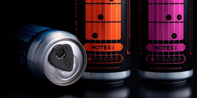 Пиво с аккордами SingleCut Beersmiths Notes IPA