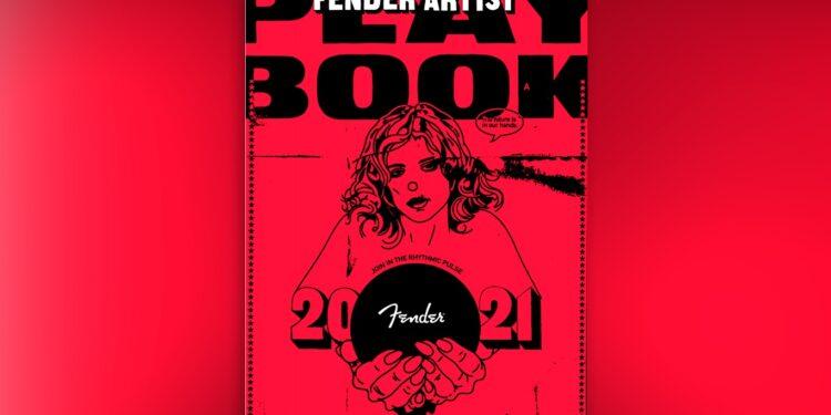 Пособие Artist Playbook от Fender и Ари Херстанда о продвижении музыки в 2021 году