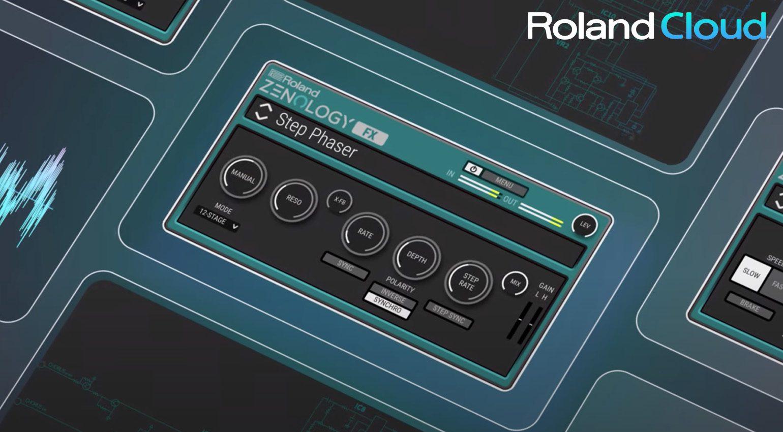 Набор эффектов Roland Zenology FX можно бесплатно использовать до 31 декабря 2021 года