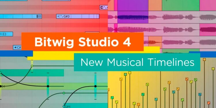 Вышел Bitwig Studio 4 что нового