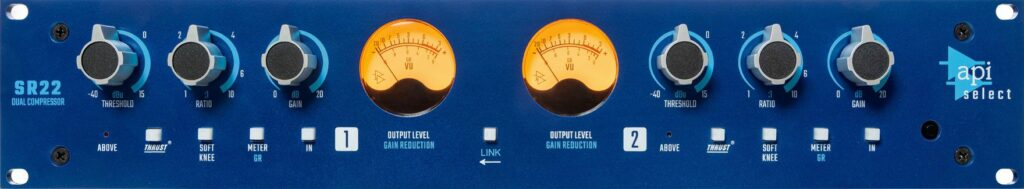API Select SR22 Dual Compressor