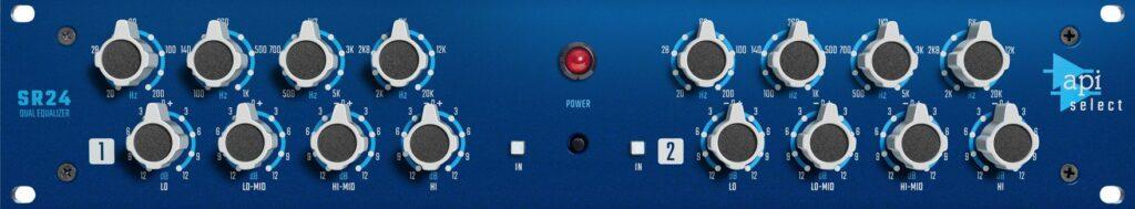 API Select SR24 Dual Equalizer