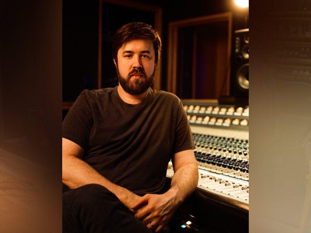 Алекс Паско звукорежиссер Foo Fighters