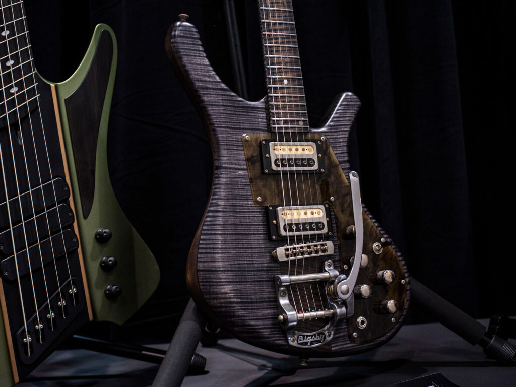 Lucem Guitars Paradox Series 2